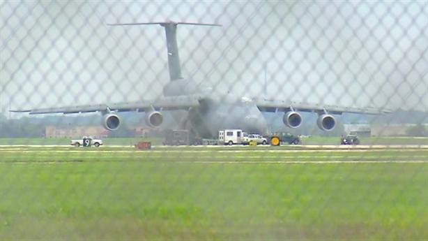 Mỹ không hiểu vì sao máy bay C-5M liên tiếp gặp nạn