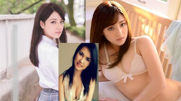 Thiên thần JAV mới kế tục Maria Ozawa gây sốt Nhật Bản