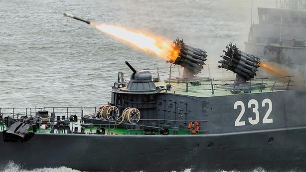 Hạm đội Biển Đen nhận tên lửa diệt mọi tàu ngầm