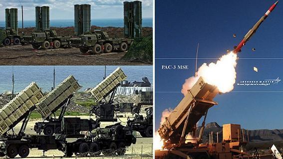 Dọa không được, Mỹ nài nỉ Thổ bỏ S-400 Nga nhận PAC-3