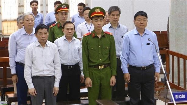 Ông Đinh La Thăng tái khẳng định không quanh co chối tội