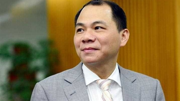 Mốc mới của ông Vượng, đại gia Trung Tín đón tin vui