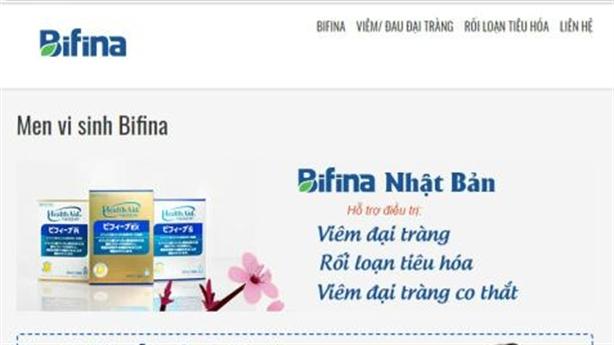 Có nên mua men vi sinh Bifina Nhật Bản không?