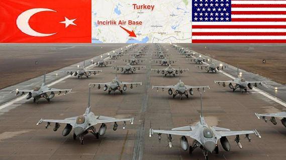 Mỹ bỏ Incirlik và Al-Udeid: Vẫn không có cơ hội cho Nga