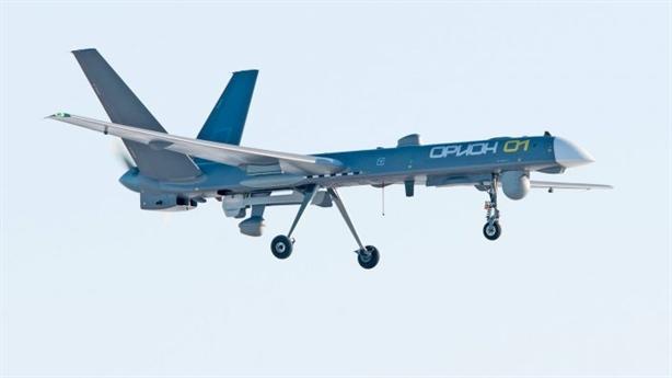Nga trình làng UAV mới giống hệt Wing Loong