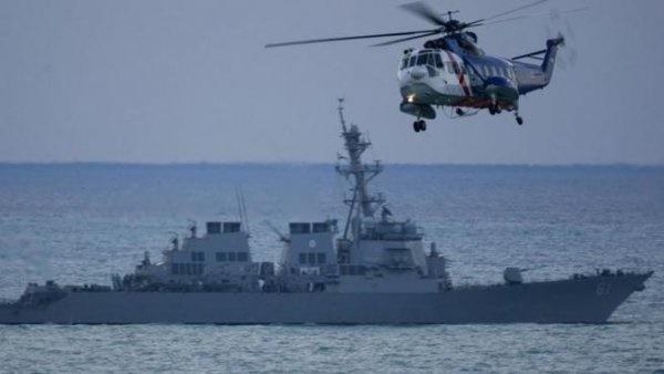 Mỹ tiếp sức giúp Ukraine chống Nga trên biển Đen?
