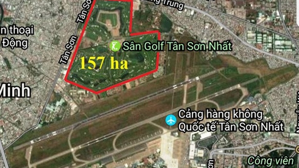 Chốt phương án mở rộng sân bay Tân Sơn Nhất