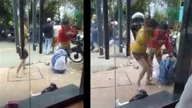 Vợ gọi người đánh ghen dã man: Nhân chứng bàng hoàng kể