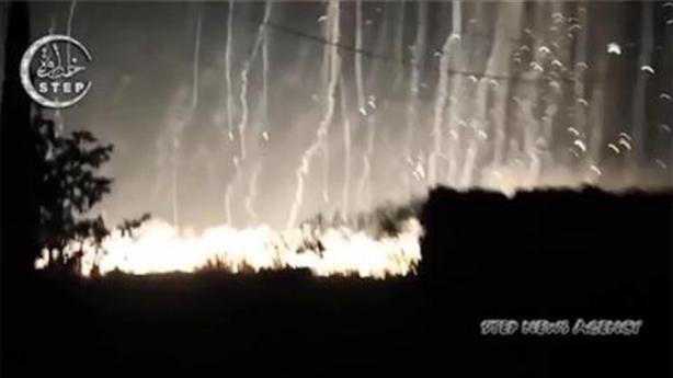 Nghi vấn Nga dùng vũ khí cấm tại Idlib