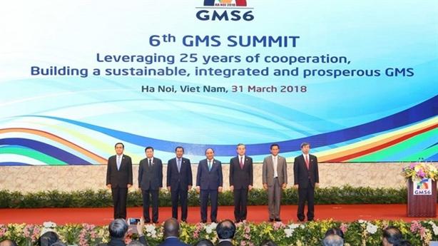 Tuyên bố chung Hội nghị GMS6