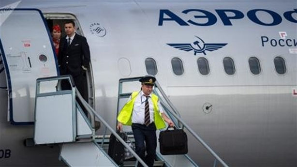 Lục soát máy bay Nga, London chỉ khiến người Anh hoảng sợ