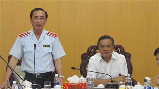 Thanh tra quy hoạch, quản lý, sử dụng đất tại Kiên Giang