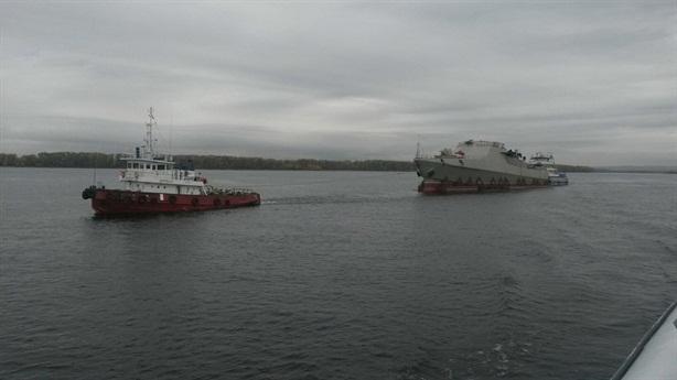 Chiến hạm Nga biến hình theo từng nhiệm vụ