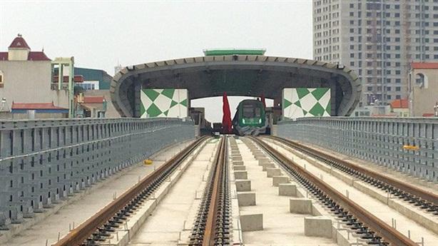 Dự án đường sắt số 2 Hà Nội đội vốn 16.120 tỷ
