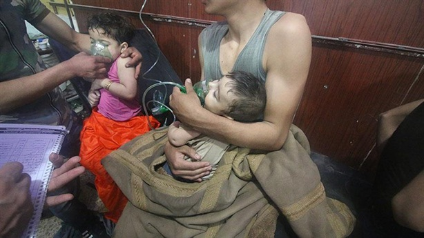 Mỹ tố tấn công hóa học kinh hoàng, Tomahawk bay vào Syria?
