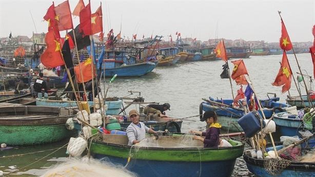 Xã trích tiền hỗ trợ Formosa đi du lịch: Giải thích nóng
