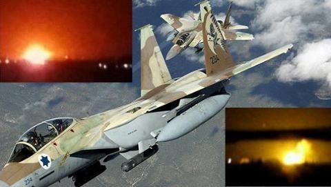 Israel đánh lén sân bay T4 nhận thất bại thảm hại?