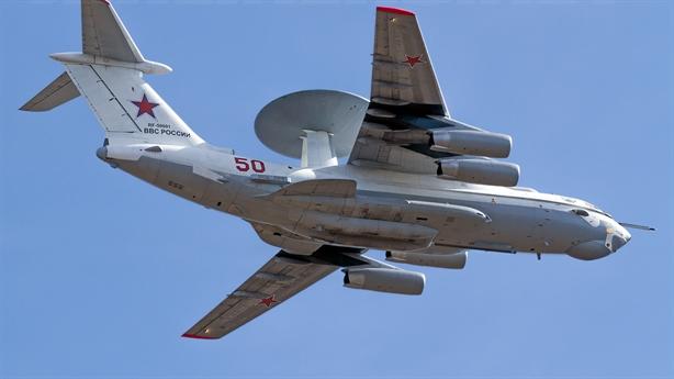 A-50 phối hợp chặn đứng đòn đánh của Tomahawk