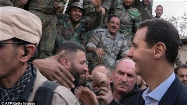 Tổng thống Assad không rời đất nước nếu Mỹ tấn công Syria