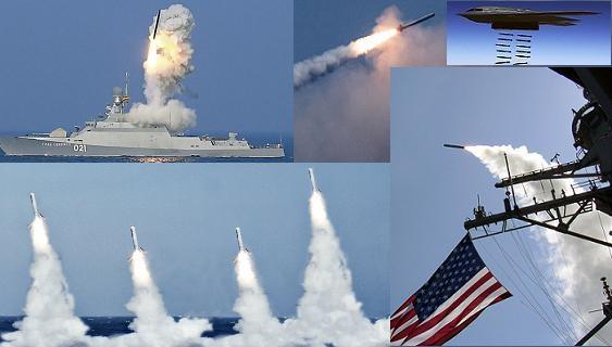 Mỹ tấn công Syria: Kh-101/Kalibr đại chiến Tomahawk/AGM-86?