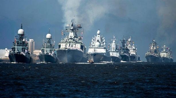 Toàn bộ tàu chiến Nga đã đi đâu?