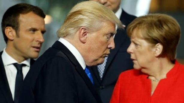 Ông Trump bất định, đồng minh đứng ngoài cuộc tấn công Syria
