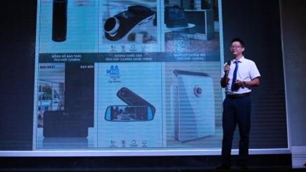 Thương hiệu Việt ra mắt thị trường loạt sản phẩm công nghệ