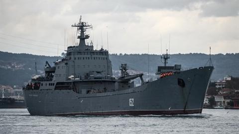 Tàu chiến Nga thực chất rời Tartus để... 'sơ tán'?