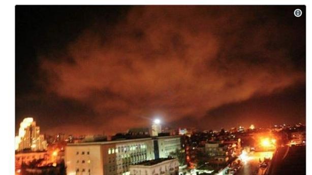 Tomahawk bay vào phòng nghiên cứu khoa học Syria, Damascus bắn hạ