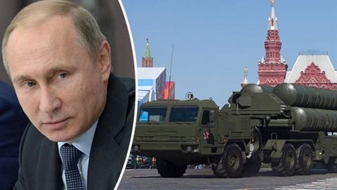 Mỹ vô hiệu S-400 khi Nga nói sẵn sàng bắn