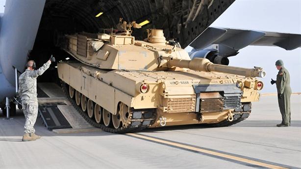 Tạp chí Mỹ so xe tăng M1A2 Abrams sánh ngang T-90