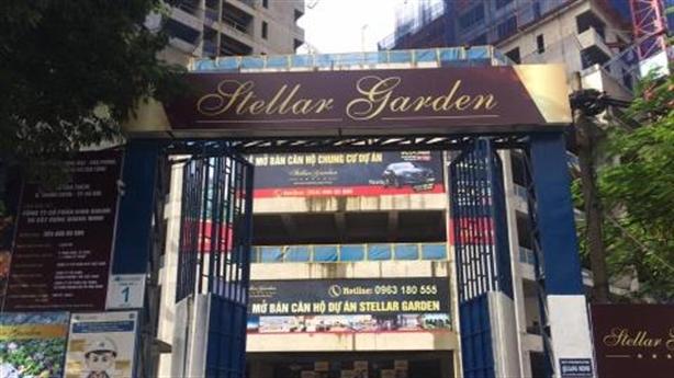 Khách hàng lo sợ rủi ro pháp lý dự án Stellar Garden