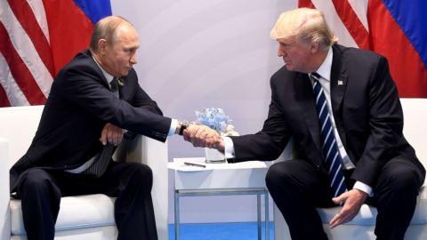 Vì sao ông Trump hủy kế hoạch mở rộng trừng phạt Nga?