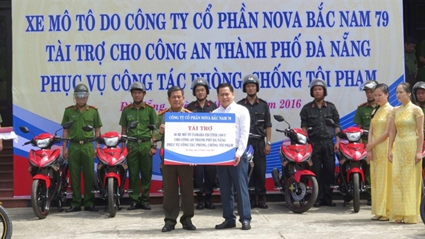 Biệt thự GĐ Công an Đà Nẵng