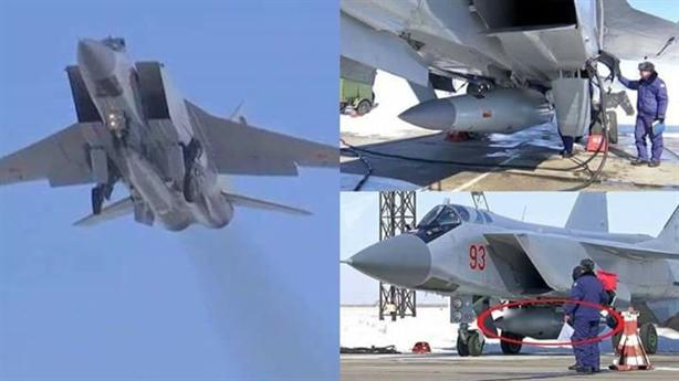 Mỹ quyết đuổi kịp Nga về vũ khí siêu thanh