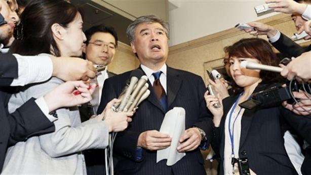 Thứ trưởng tài chính quấy rối tình dục phóng viên Asahi?