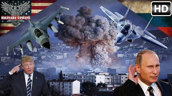 Nga, Mỹ và giao ước không xâm phạm vạch đỏ tại Syria!