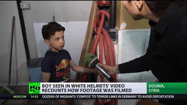 Nga dọa mang nhân chứng sống vụ Douma đến OPCW