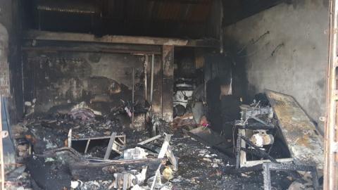 Cháy nhà, 3 mẹ con tử vong: Cuộc điện thoại kêu cứu