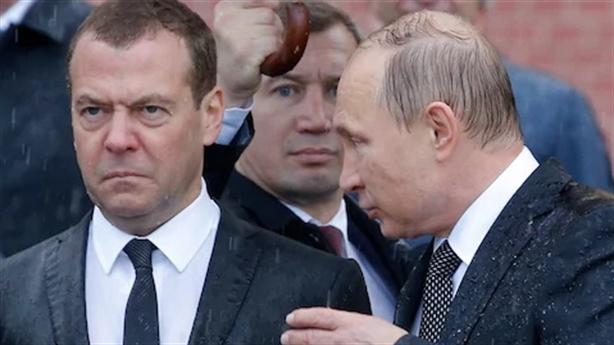 Biến động lớn nhân sự sau khi ông Putin nhậm chức
