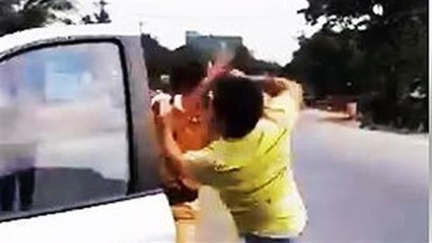 Chưa rõ nguyên nhân CSGT Gia Lai bị đánh và vu oan