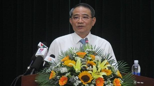 Khởi tố nguyên Chủ tịch: Bí thư Đà Nẵng nói gì?