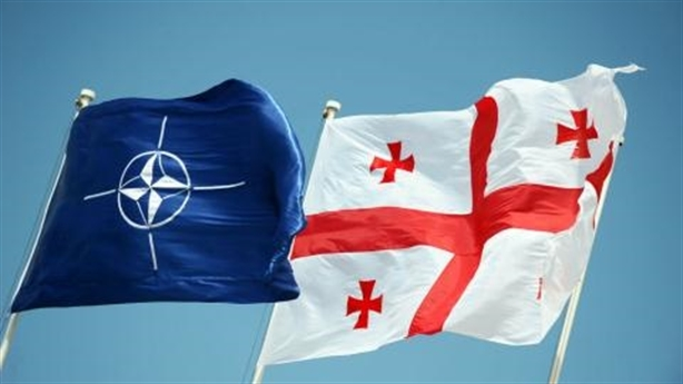 Giả định cắm cờ NATO trên biên giới Nga: Giấc mơ Tbilisi