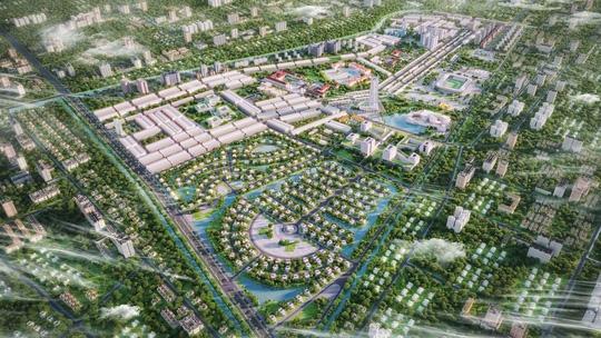 Mở bán dự án khu đô thị Kiến Tường Central Mall