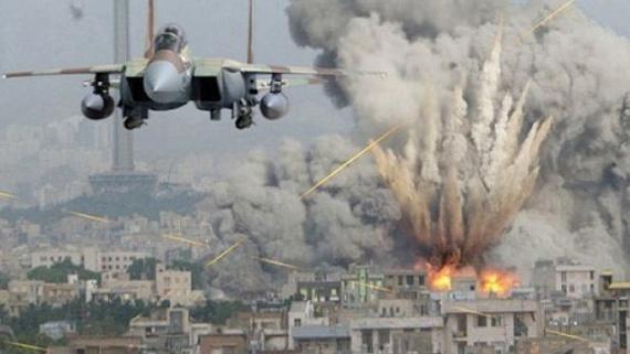 Tiếp tục không kích Aleppo-Hama, Israel không đùa với Syria và Iran
