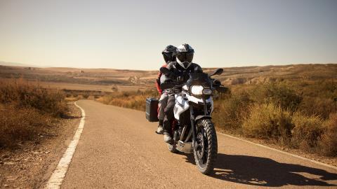 THACO công bố giá mới mô tô phân khối lớn BMW Motorrad