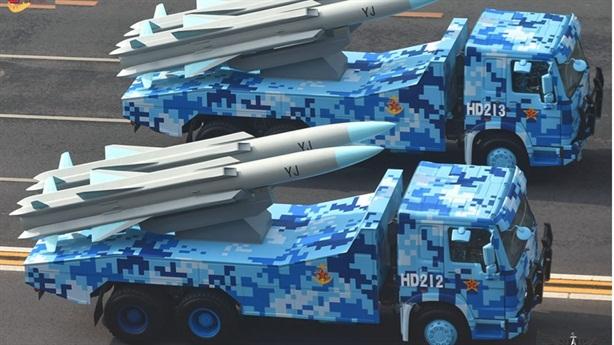 Vũ khí loại biên của Mỹ đủ sức đánh bại YJ-12B