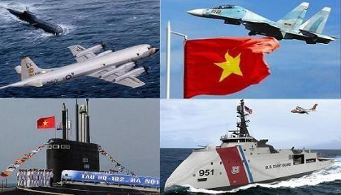 Nga-Mỹ cạnh tranh thị phần vũ khí Việt Nam