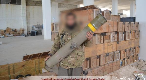 Tổ chức CAR: Mỹ cấp tên lửa Nga cho người Kurd