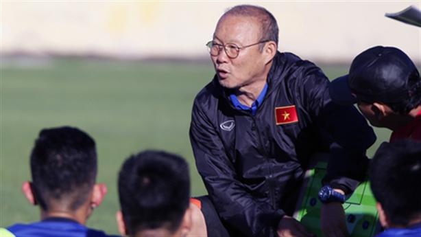 Tuyển Việt Nam tham dự Asian Cup 2019: Thầy Hàn tự tin